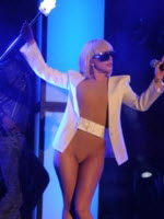 Lady Gaga. See samples video with Lady..