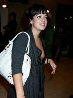 Celebrity babe Lily Allen paparazzi..