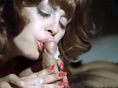 Celebrity erotic actress Lina Romay..