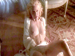 X-rated Madonna undresses fully added..