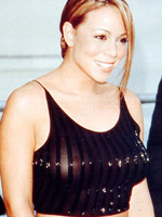 Mariah Carey. See samples blear with..
