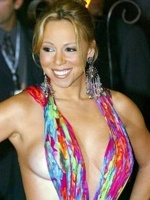 Mariah Carey. See samples video nigh..