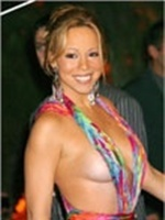 Mariah Carey. See samples video with..