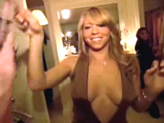Mariah Carey in hot sex scene