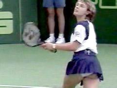 Martina Hingis. See samples video with..