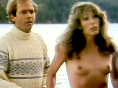 Celebrity Mary Woronov naked with two..