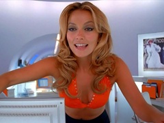 Becki Newton of Ugly Betty in..