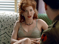Debra Messing will grace us with a peek at her nipples