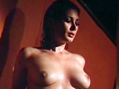 Edwige Fenech gets fucked in slow spirit