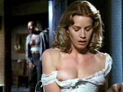 Elisabeth Shue flashes a sexy nip and..