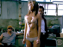 Grace Park shows her sexy ass and..