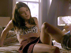 Lauren German makes broadly encircling..