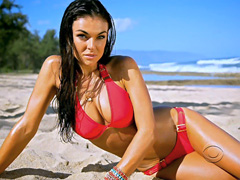 Serinda Swan of Hawaii Five-0 is..