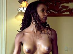 Shanola Hampton gets kinky with..