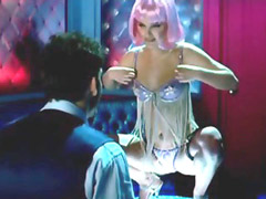 Natalie Portman in private dance for a..