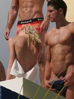 Hot photos of posing nude Nicky Hilton