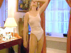 Nicole Kidman in transparent panties..