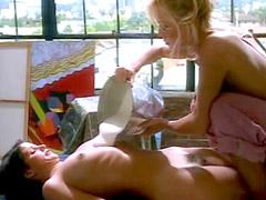 Naked Pamela Anderson lesbian hardcore