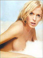 Photo unclad celebrity Patsy Kensit