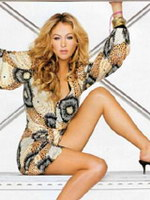 Hot nude pictures of Paulina Rubio