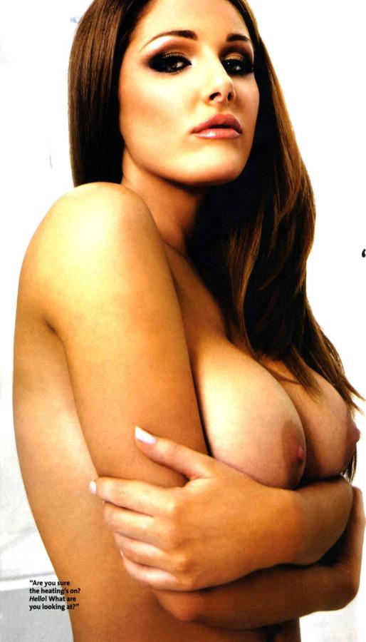 Lucy Pinder nude NSFW : Celebs - reddit
