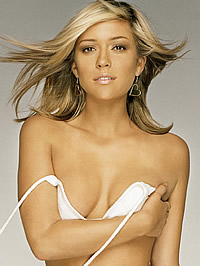 Kristin Cavallari paprazzi and topless..