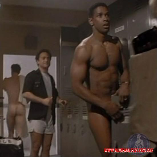 washington nude Denzel