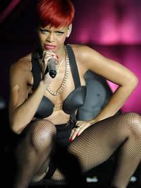 Rihanna Pussy Howler