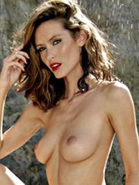 Nikkala Stott amazing topless photoshot