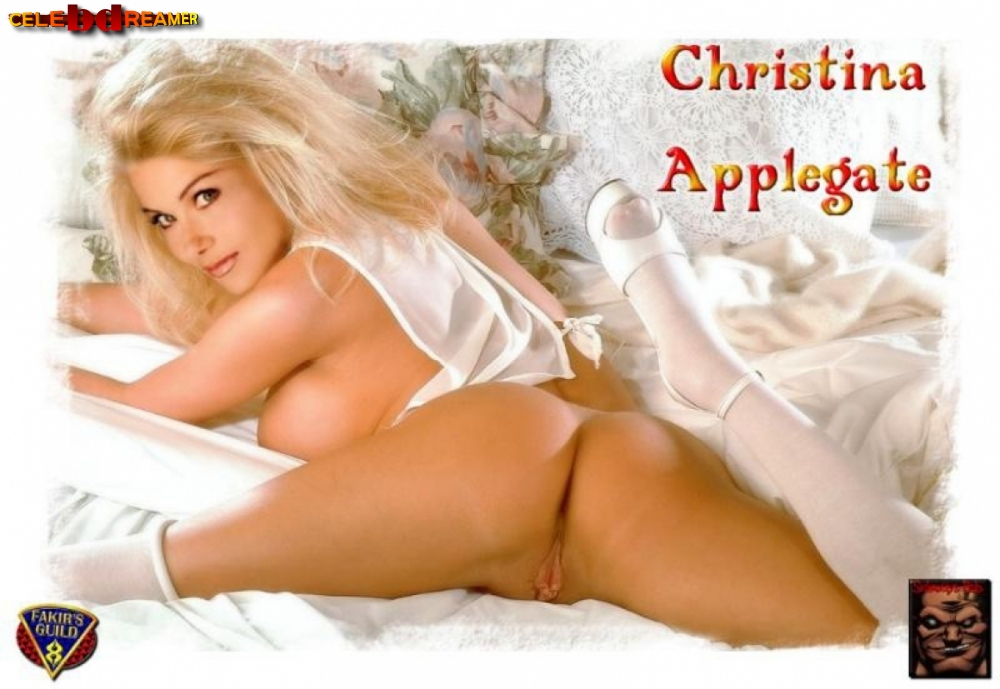 Does Christina applegate sex video and