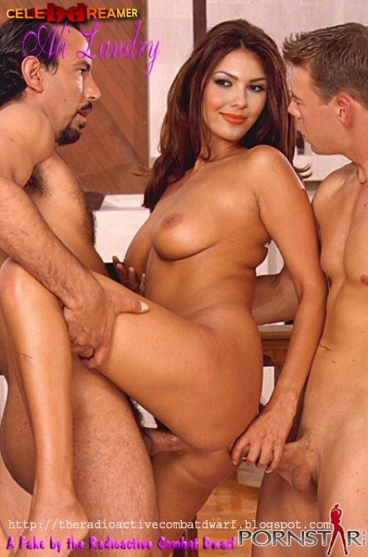 Ali landry porn