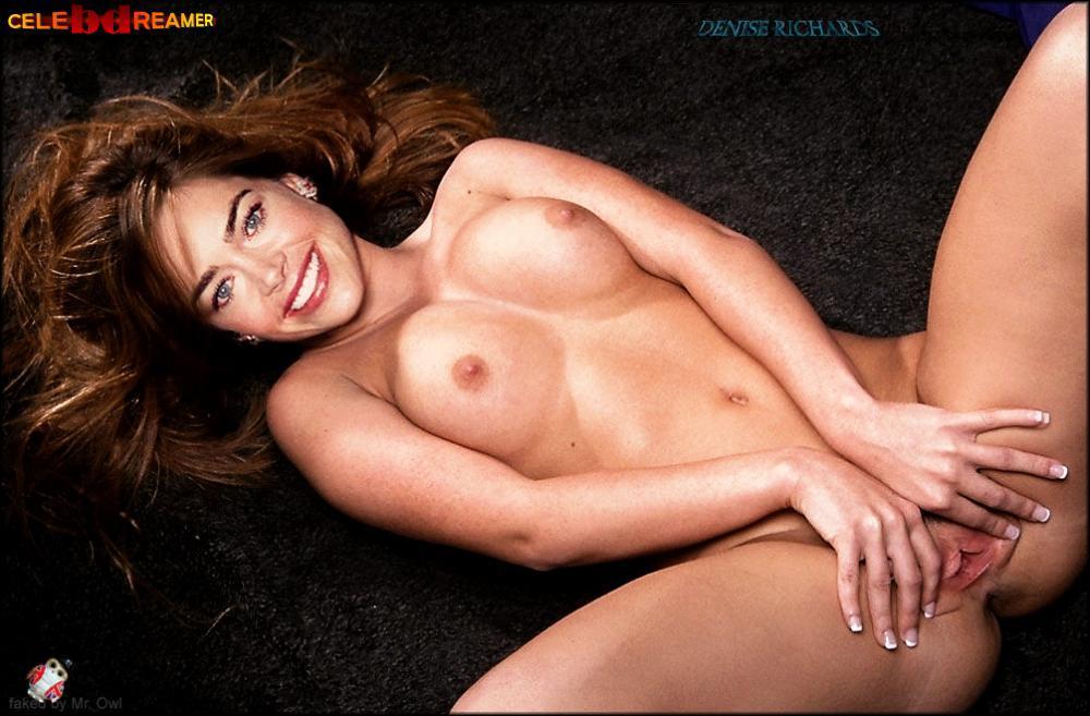 Think, denise richards nude fake naked photos consider, that