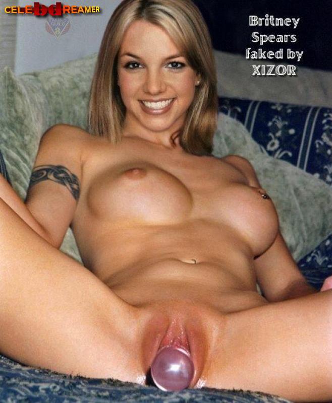 фото спирс порно голая бритни