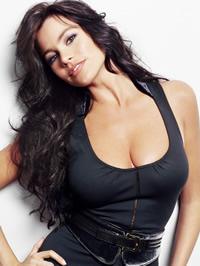Busty Sofia Vergara showing nice..
