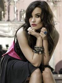 Demi Lovato sexy posing shots