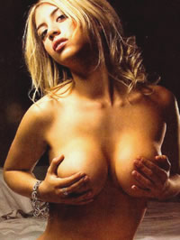 Wanda Nara shows her big boobs and..