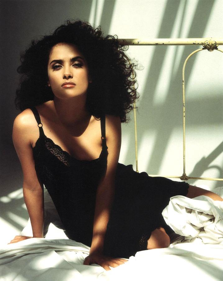 salma hayek glamour photos and nude movie caps big photo 7