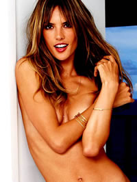 Alessandra Ambrosio lingerie and..