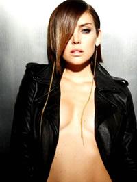 Jessica Stroup sexy posing