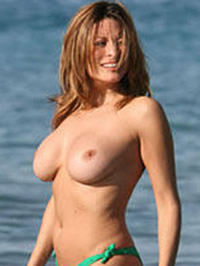 Rebecca Loos caught imported apart from..