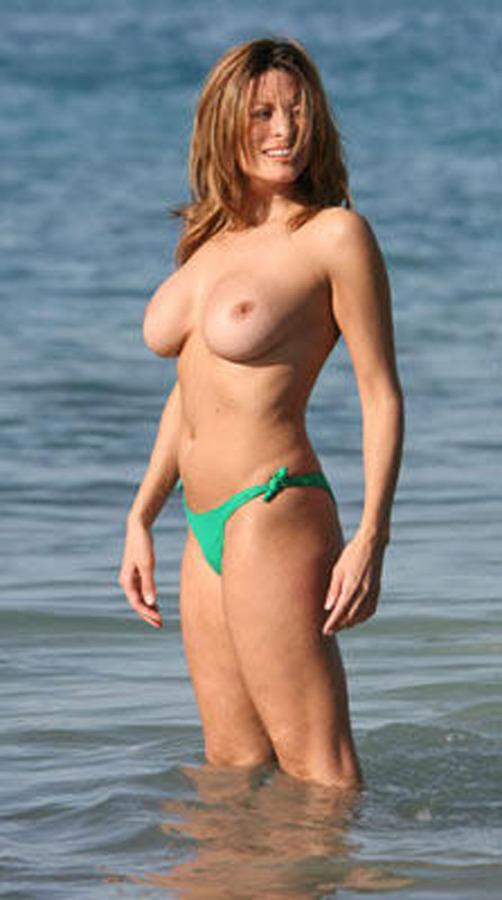 Rebecca Loos  nackt