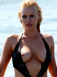 Sophie Monk topless movie caps and..