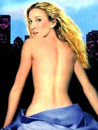 Sarah Jessica Parker topless and..