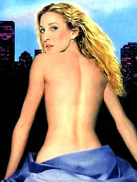 Sarah Jessica Parker topless added to..