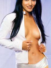 Kelly Hu Go And Pizazz Shots