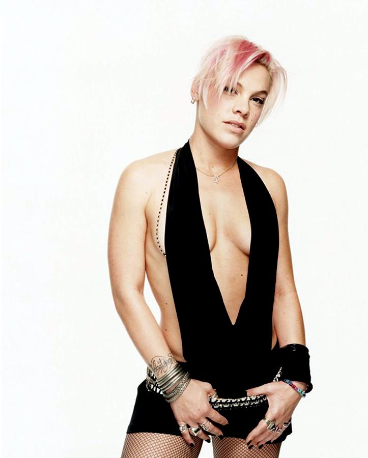 hot naked female blondes