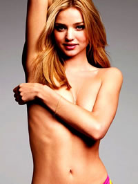 Miranda Kerr topless and lingerie shots