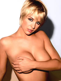 Gemma Atkinson got some great boobs