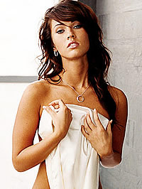 Megan Fox glamour photos