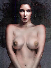 Kim Kardashian huge arse relating to..